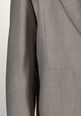 Silver / Grey Wilvorst lightweight, tailored fit lounge suit