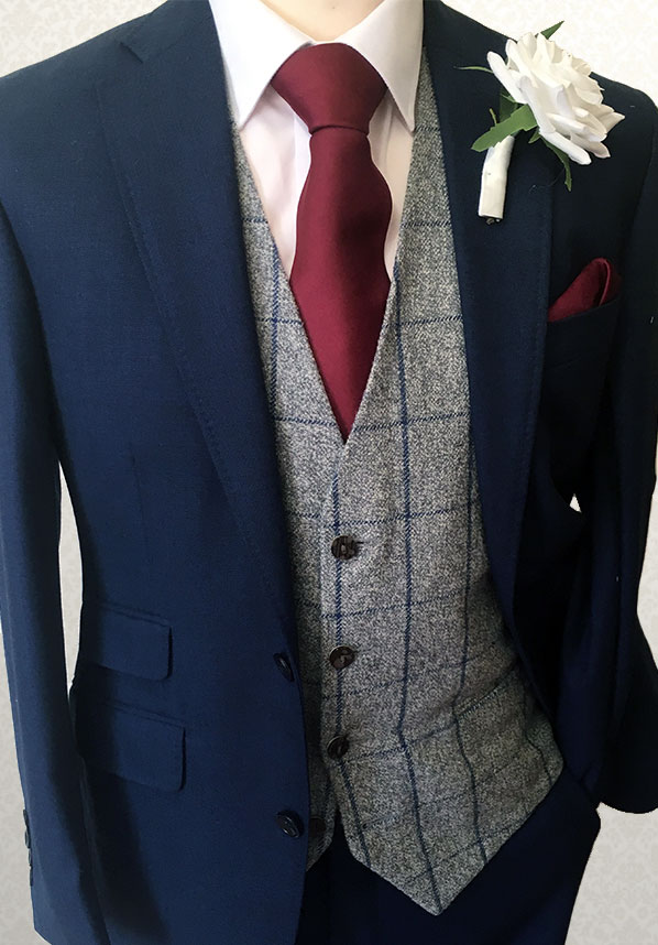 look out for best online here Check Royal Blue Lounge Suit