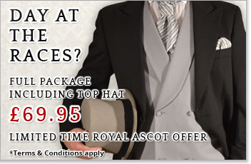 Day at the races? Full Package for £69.95