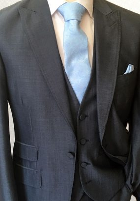 Grey Lounge Suit